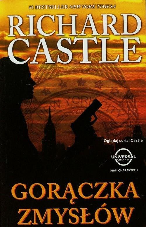 okładka Gorączka zmysłów, Książka | Castle Richard