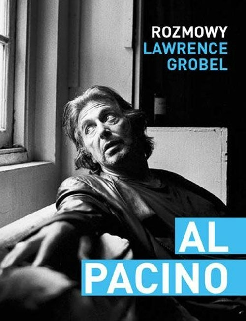 okładka Al Pacino Rozmowy, Książka | Lawrence Grobel
