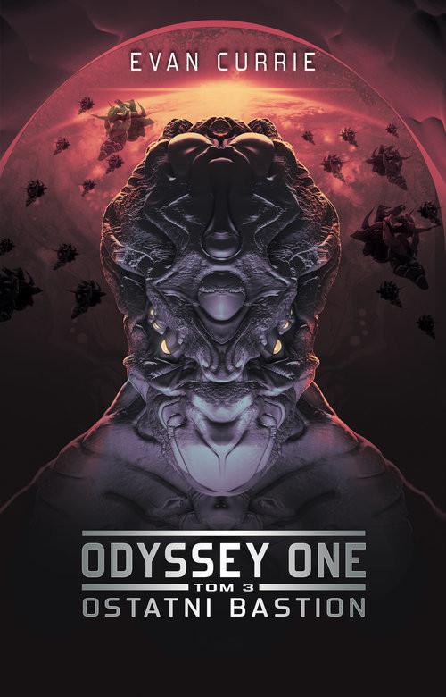 okładka Odyssey One: Ostatni bastion, Książka | Currie Evan