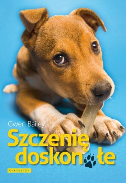 okładka Szczenię doskonałe, Książka | Bailey Gwen