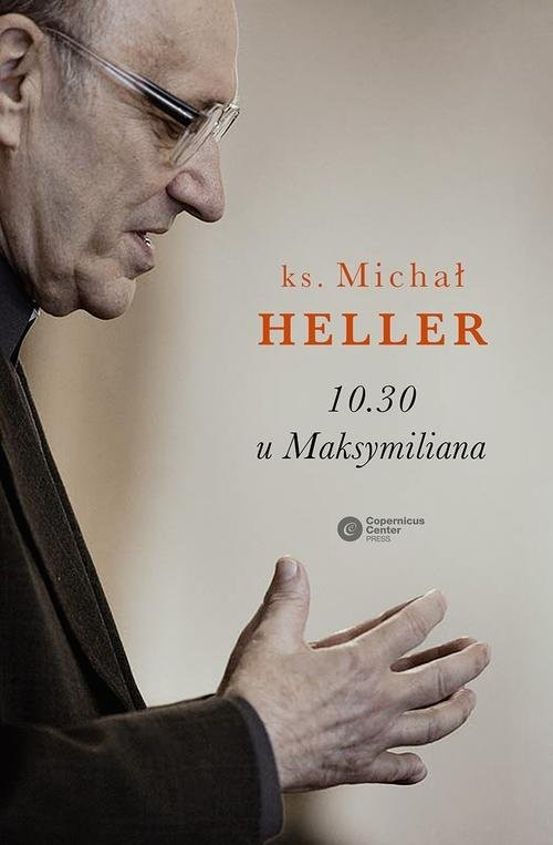okładka 10.30 u Maksymiliana, Książka | Heller Michał