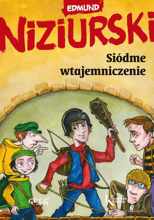 okładka Siódme wtajemniczenieksiążka      Niziurski Edmund