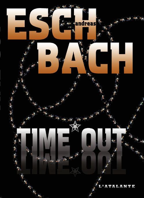 okładka Time Out, Książka   Andreas Eschbach