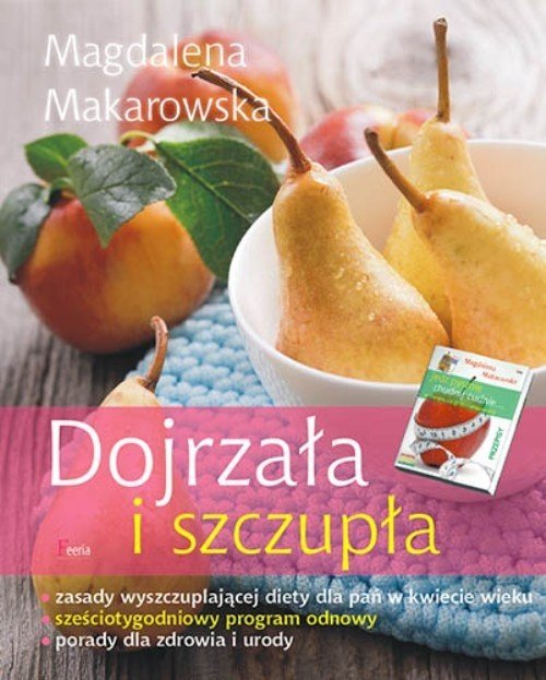 okładka Dojrzała i szczupła, Książka | Makarowska Magdalena
