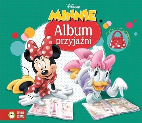 okładka Album przyjaźni Minnie Mouse, Książka |