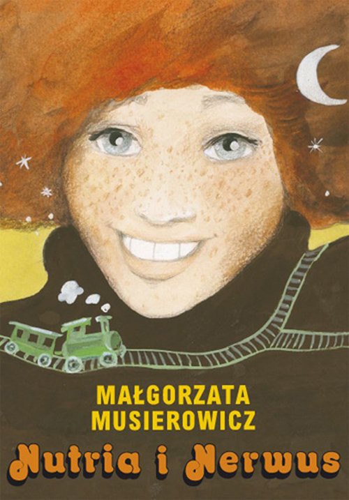 okładka Nutria i Nerwus, Książka | Musierowicz Małgorzata