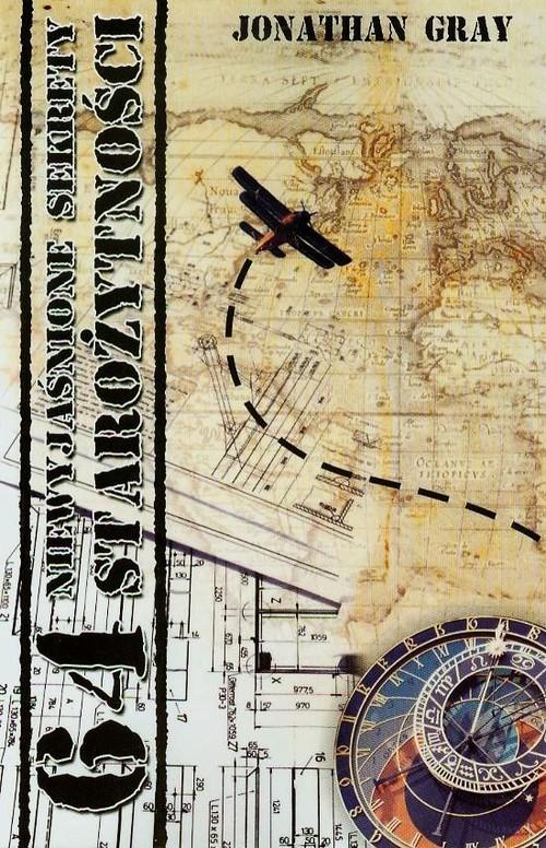 okładka 64 niewyjaśnione sekrety starożytności, Książka | Gray Jonathan