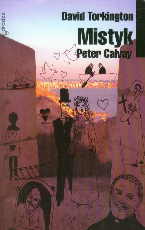 okładka Peter Calvay Mistyk, Książka | Torkington David