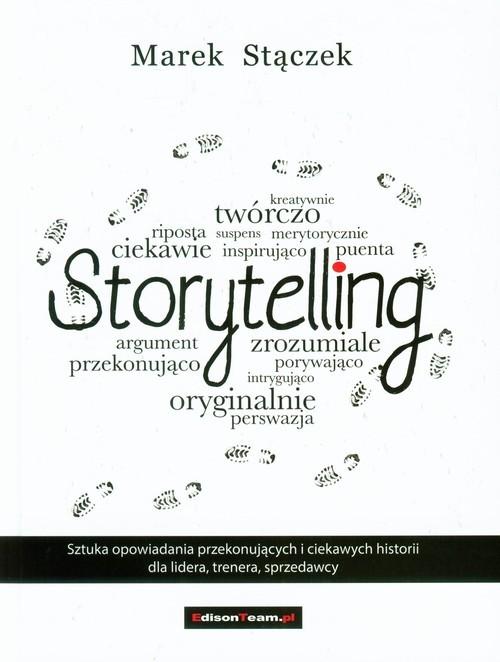 okładka Storytellingksiążka |  | Marek Stączek
