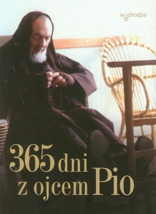 okładka 365 dni z ojcem Pioksiążka      Pasquale Gianluigi
