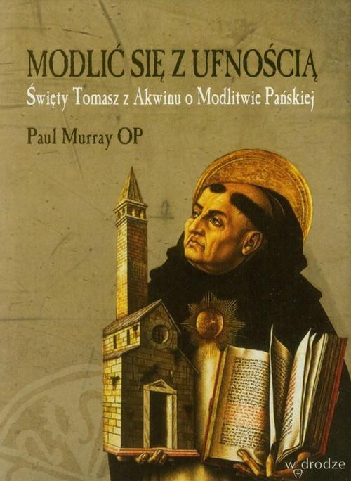 okładka Modlić się z ufnością, Książka | Murray Paul