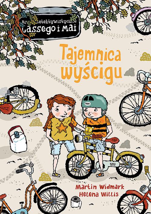 okładka Tajemnica wyścigu, Książka | Widmark Martin