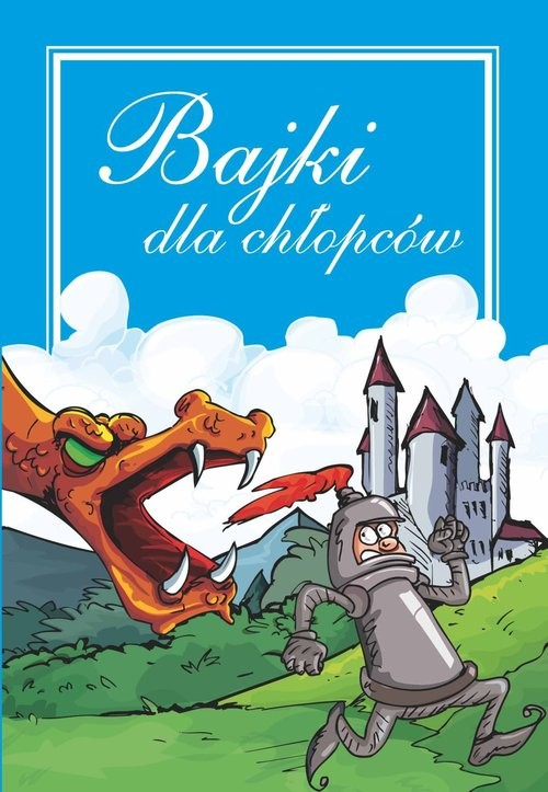 okładka Bajki dla chłopców, Książka | Jabłoński Janusz