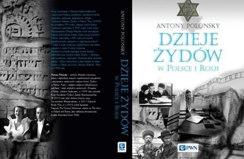 okładka Dzieje Żydów w Polsce i Rosji, Książka | Polonsky Antony