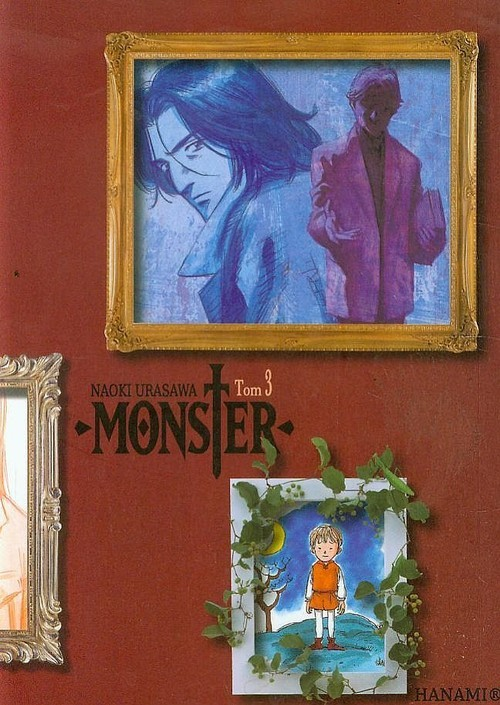 okładka Monster Tom 3, Książka | Urasawa Naoki