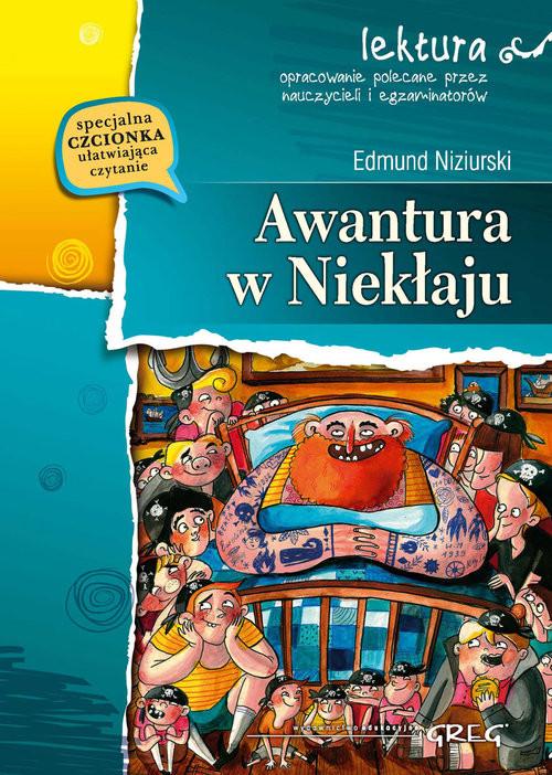 okładka Awantura w Niekłajuksiążka      Niziurski Edmund