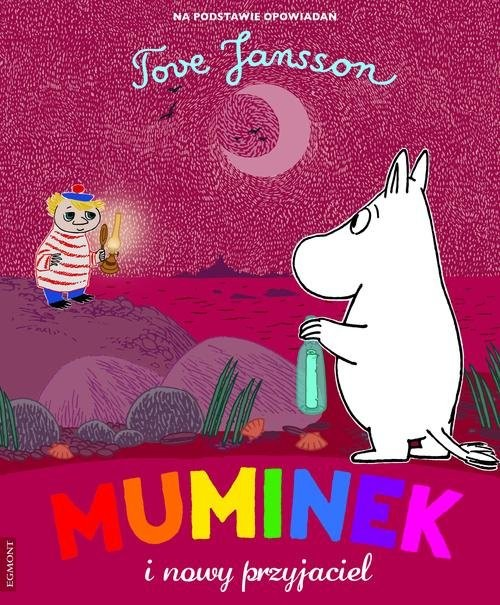 okładka Muminek i nowy przyjaciel, Książka | Jansson Tove