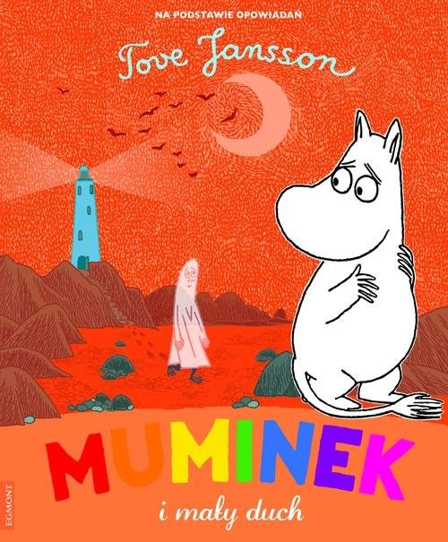 okładka Muminek i mały duch, Książka | Tove Jansson