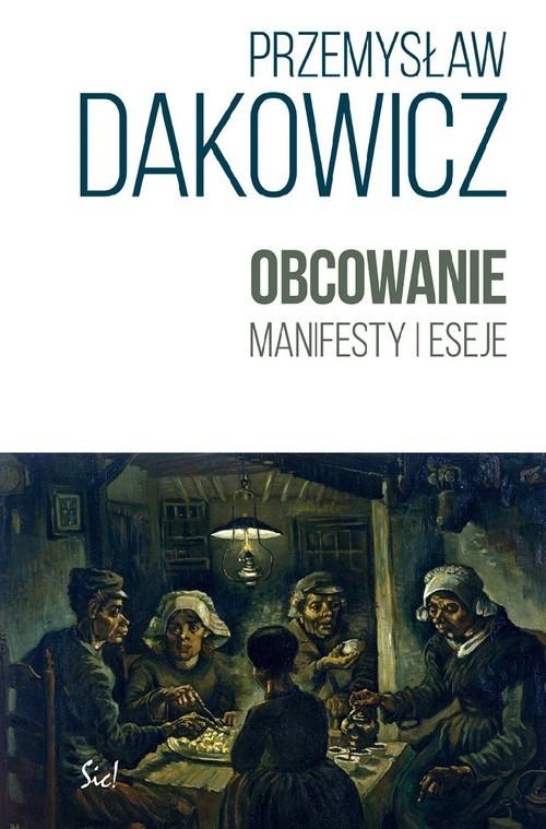 okładka Obcowanie, Książka   Dakowicz Przemysław