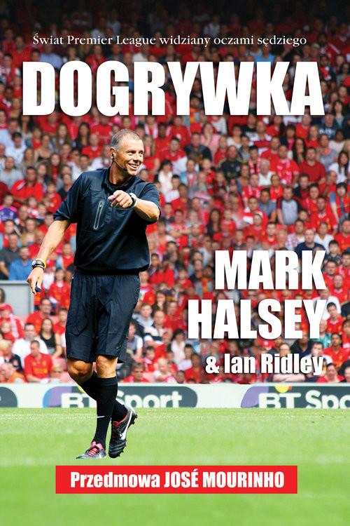 okładka Dogrywka, Książka | Halsey Mark