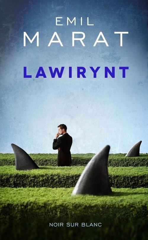okładka Lawirynt, Książka | Marat Emil