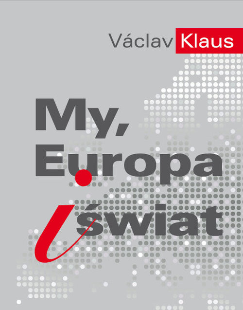 okładka My, Europa i świat, Książka | Klaus Vaclav