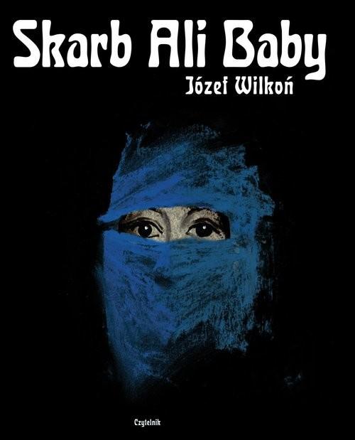 okładka Skarb Ali Baby, Książka | Józef Wilkoń