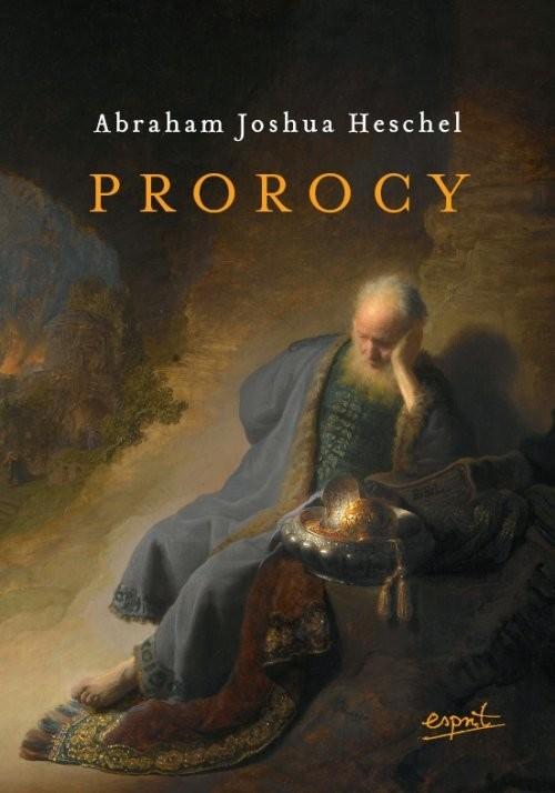 okładka Prorocy, Książka   Abraham Joshua Heschel
