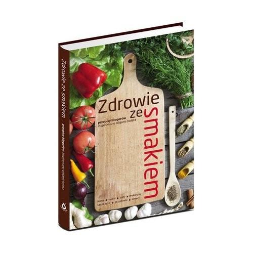 okładka Zdrowie ze smakiem, Książka   Praca Zbiorowa