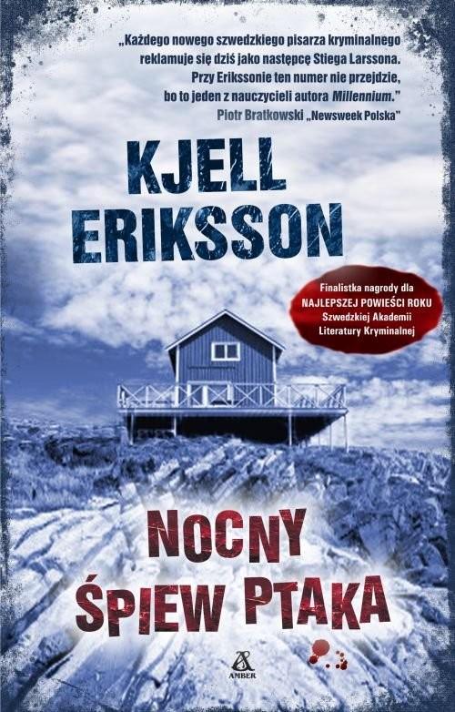 okładka Nocny śpiew ptaka, Książka | Eriksson Kjell