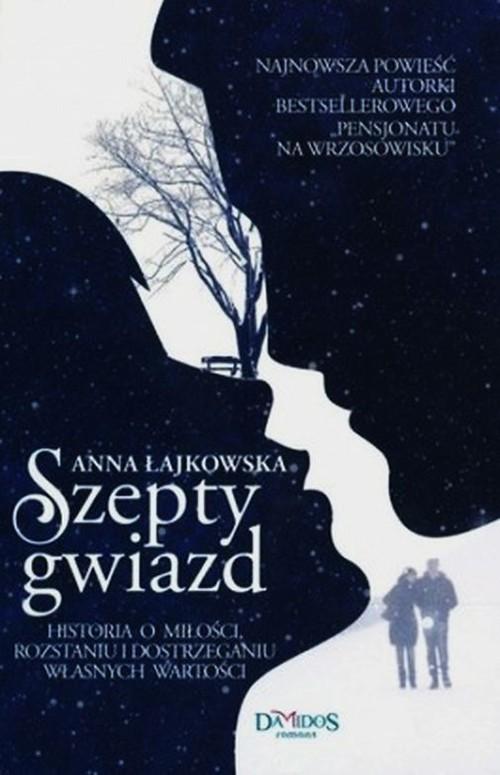 okładka Szepty gwiazd, Książka | Anna Łajkowska
