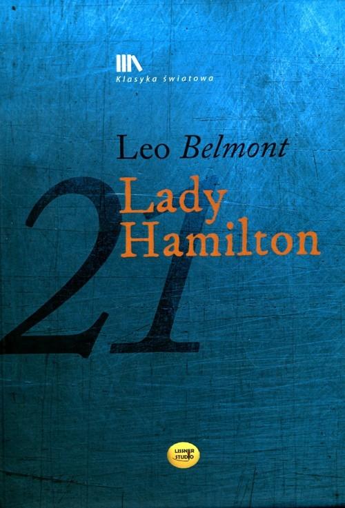 okładka Lady Hamilton Ostatnia miłość lorda Nelson z płytą, Książka | Leo Belmont