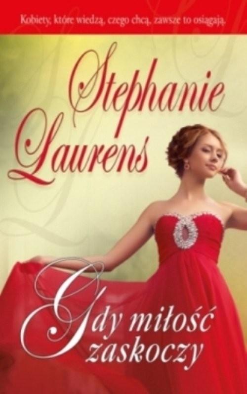 okładka Gdy miłość zaskoczy, Książka | Laurens Stephanie