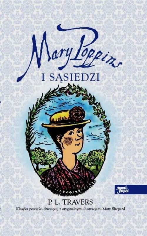 okładka Mary Poppins i sąsiedzi Tom 6, Książka | Pamela L. Travers