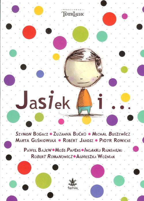 okładka Jasiek i..., Książka  