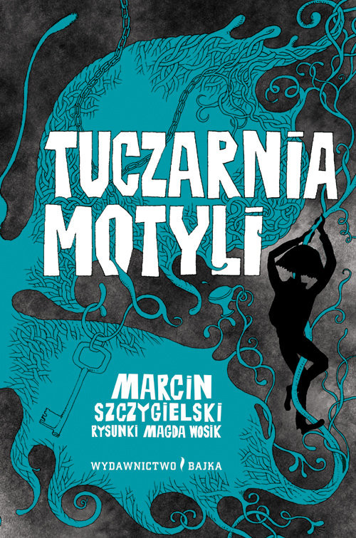 okładka Tuczarnia motyli, Książka | Szczygielski Marcin