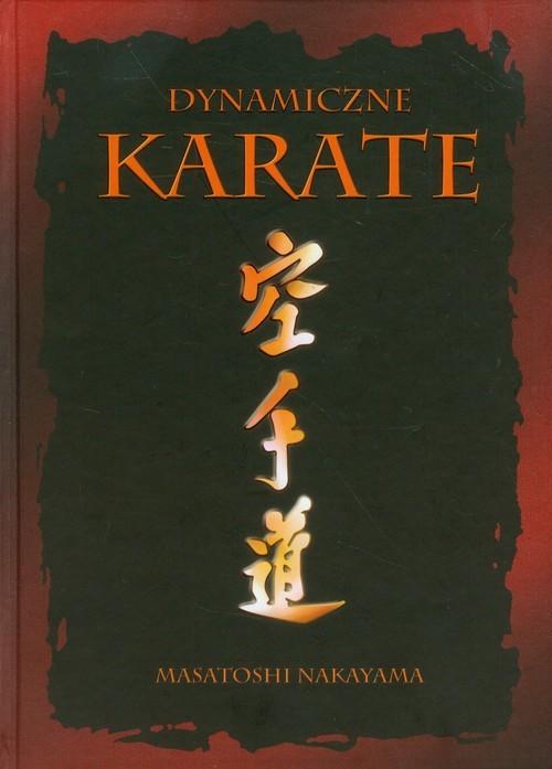 okładka Dynamiczne karate, Książka | Nakayama Masatoshi