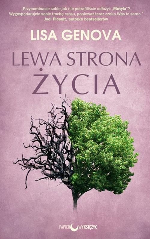 okładka Lewa strona życia, Książka | Genova Lisa
