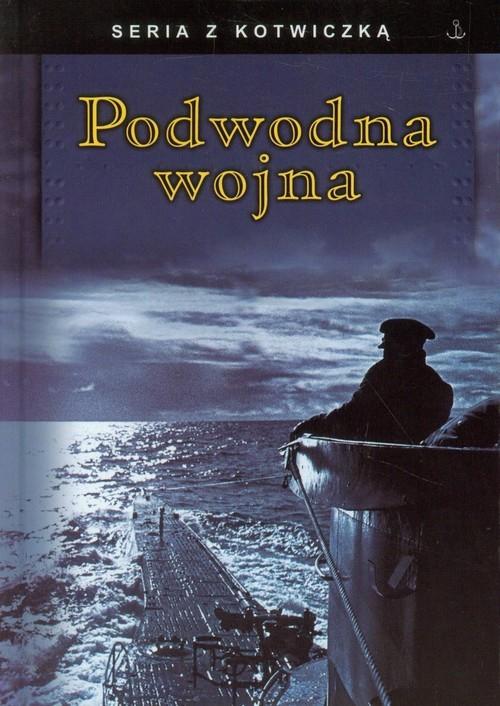 okładka Podwodna wojnaksiążka     