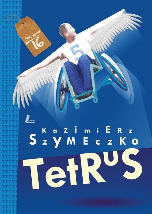okładka Tetrus, Książka | Kazimierz Szymeczko