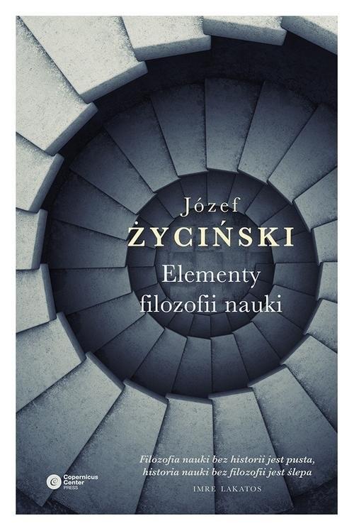 okładka Elementy filozofii nauki, Książka | Józef Życiński