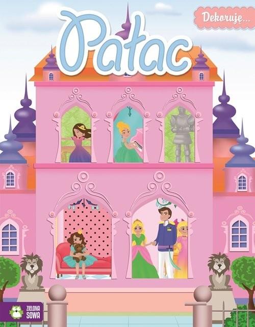 okładka Dekoruję - Pałac, Książka | Praca Zbiorowa