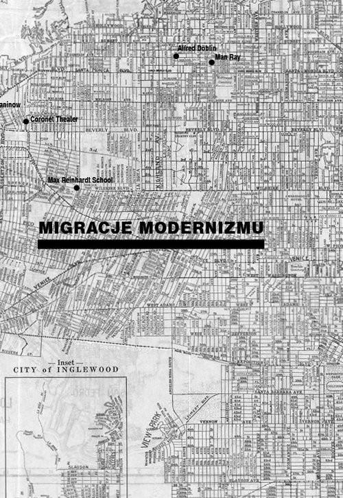 okładka Migracje modernizmu, Książka  