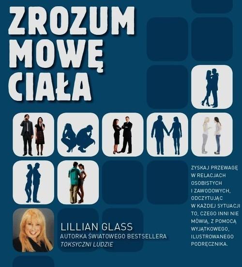 okładka Zrozum mowę ciała, Książka | Glass Lillian