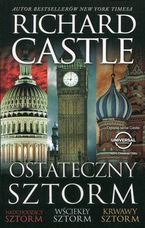okładka Ostateczny Sztorm, Książka | Castle Richard