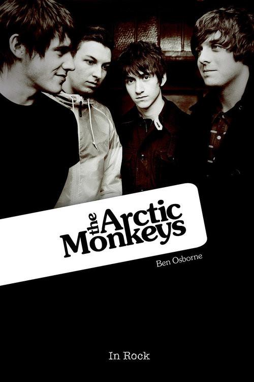okładka Arctic Monkeys, Książka | Osborne Ben