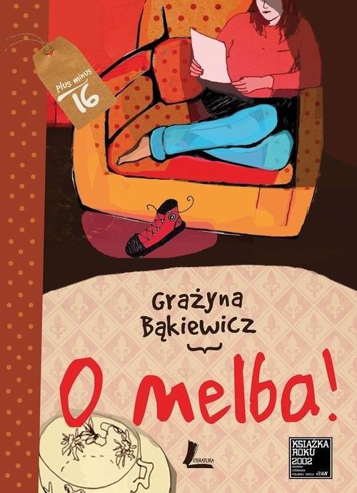 okładka O melba, Książka | Bąkiewicz Grażyna