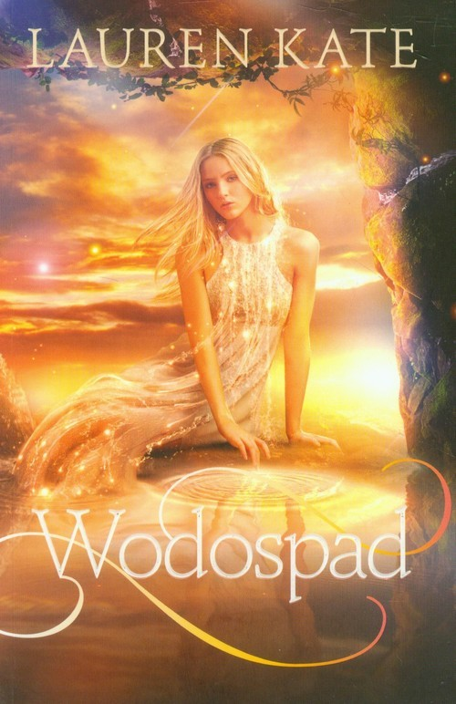 okładka Wodospad, Książka | Lauren  Kate