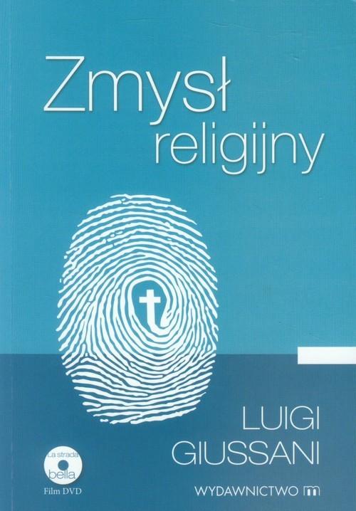 okładka Zmysł religijny, Książka   Giussani Luigi