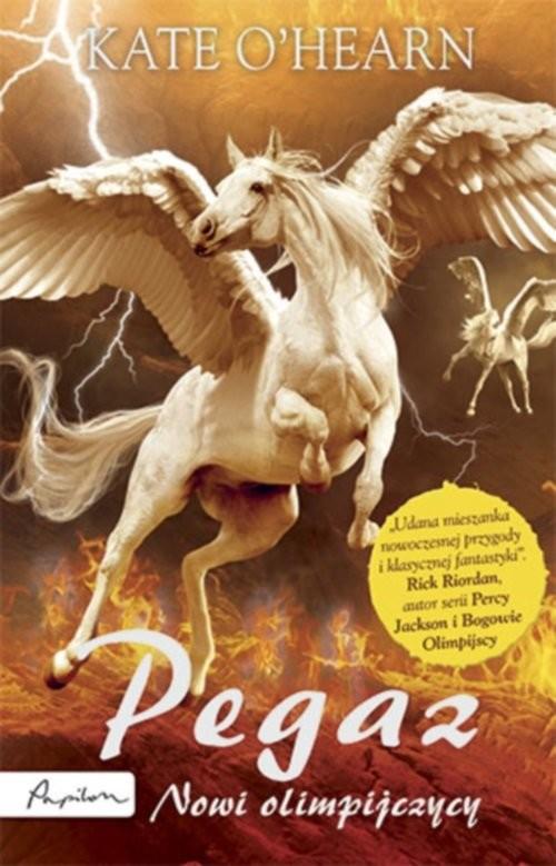 okładka Pegaz Nowi olimpijczycy, Książka   OHearn Kate